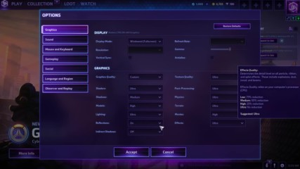 Heroes of The Storm 2.0 How To Optimize Performance