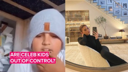 Mason Disick spills the tea on Aunty Kylie in Instagram Live