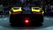 Суперавтомобилът Fittipaldi EF7 обръща представите за красота