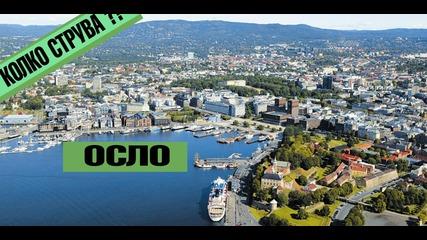 Колко е скъпо в скандинавските страни - Осло