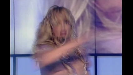 Britney Spears - Overprotected Live Hd @ Totp