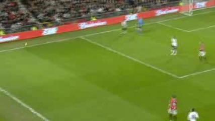 Malko Tehnika Ot Ma4a Manchester United - Fulham