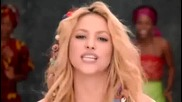 Shakira - Waka waka this time for africa of. video