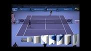 Федерер е вторият финалист в Лондон