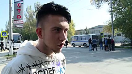 Russia: Medical student describes aftermath of Kerch college attack