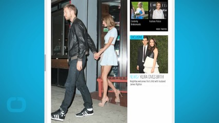 Taylor Swift and Calvin Harris Enjoy a Romantic, Gluten-Free Dinner in New York City--Get All the Details!