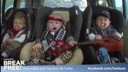 Тези тримата бебока ще ви разбият! Babies sing Queen...not really