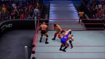 Smackdown vs Raw 2011 Free Locker room mode