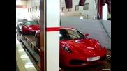 Dubai cars-rap music
