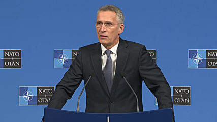 Belgium: 'EU cannot defend Europe' - Stoltenberg rejects Macron's NATO criticisms