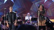Прекрасни!!! Nick Jonas ft. Demi Lovato - Close ( Boston 4th of July Rehearsal)