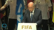 Blatter Says Vote for Russia, Qatar the Root of FIFA Crisis