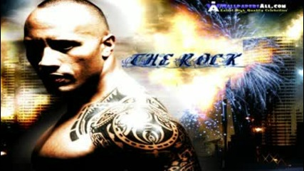 The Rock New Theme Song 2011