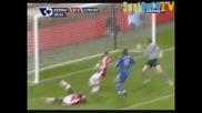 Arsenal 0 - 2 Chelsea [ Автогол на Вермален! ] * H Q