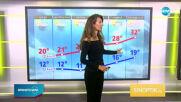 Прогноза за времето (30.09.2020 - сутрешна)