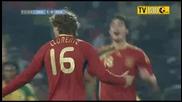 20.06.09 Испания 2:0 Юар Йоренте Гол