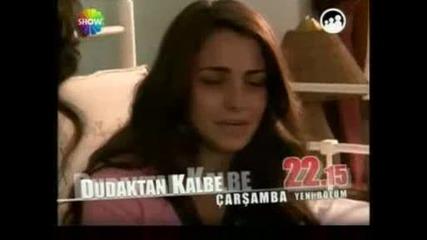 Мелодията на сърцето - Dudaktan kalbe 8.епизод*реклама