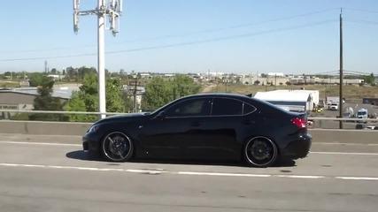 / 2011 / Lexus I S F с прилично хубави 20