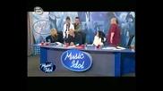 Music Idol 3 - Кастинг Бургас - Двойника На Дони