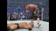 Wwe John Cnea & Shawn Michaels Vs Batista & The Undertaker