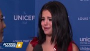 Selena Gomez Talks About Bad Pitt Says She Is Totally Open To Be In A Oceans Eleven Remake
