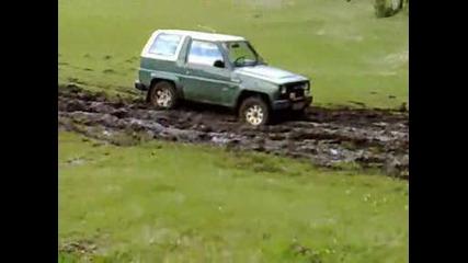 Offroad. Гас през калта!!