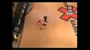 Chute en skate Fall to skate 15m