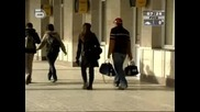 Бтв - Ученици Пътуват В Необезопасени Вагони 16.01.2009