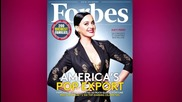 Katy Perry Celebrates Landing Forbes Cover with a Trip to Taco Bell
