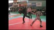 Иккен open 2009 - Финал семи - контакт до 57кг. София 2009