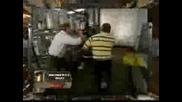Wwe Кеч - John Cena Изтърва Прасето (острието)