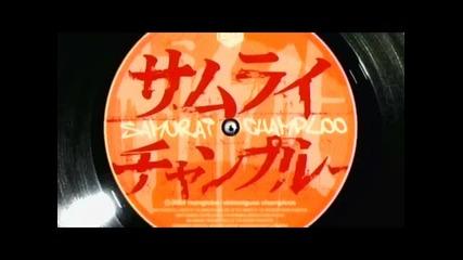 Samurai Champloo full Opening