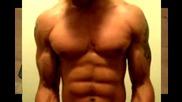 Упражнение за бицепс, гърди (лицеви) v Vbox7