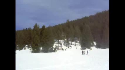 Ски Пистата На Комплекс Мальовица
