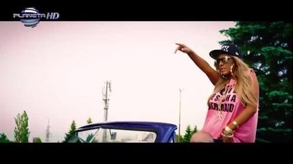 Андреа & Honn Kong - Без окови ( Официално видео ) Цензура 2013
