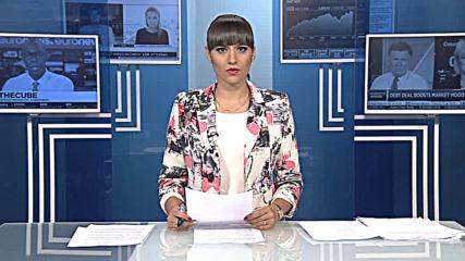 Централна обедна емисия новини - 13.00ч. 23.07.2019