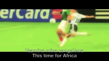 Shakira - Waka Waka ( This Time for Africa) + Download Link - Химн на Световното по Футбол 2010
