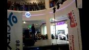 Румънеца и Енчев откриват концертчето на Аndrea Banica