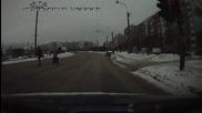 Пешеходци с късмет