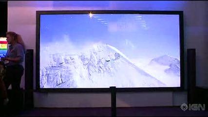4 Метров Плазмен Телевизор!най - големият в Света!