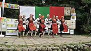 """Празнуване на Еньовден - 24.06.2018 г., изпълнение на Фолклорен Танцов Ансамбъл """" Шевица """""""