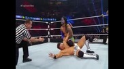 The Miz & Damien Mizdow vs The Usos ( Wwe Tag Team Championship ) - Wwe Tlc 2014