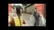 Mortal Kombat Shaolin Monks - Opening Sequence.avi