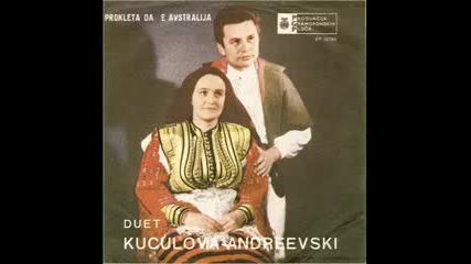 Jordanka Kuculova I Gjorgji Andreevski- Prokleta Da E Avstralija