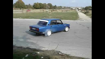 Lada Turbo - Motorsport Fen