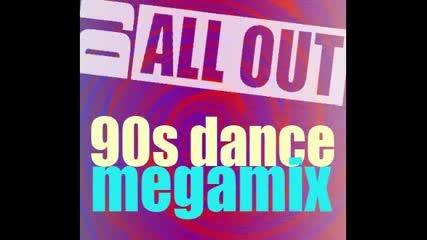 Мега Денс микс от 90-те