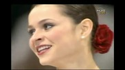 Sasha Cohen 2010 Us Nationals Sp Us