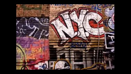graffiti from new York