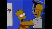 Най - Смешните Моменти На Хоумър Симпсън 2