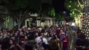 САЩ: 'F**k Donald Trump' скандираха хиляди в ЛА